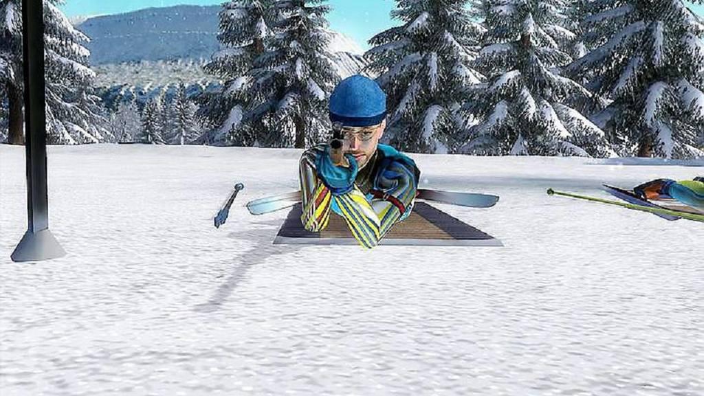 Фото RTL Biathlon 2007 лучше дополнят представление об игре, нежели любые о